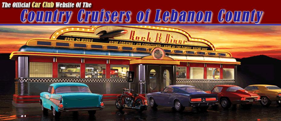 Blog - Country Cruisers of Lebanon County